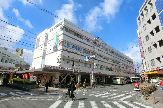 上新庄駅周辺エリア