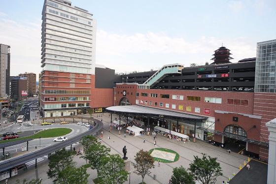 JRおおいたシティ