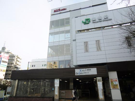 JR巣鴨駅