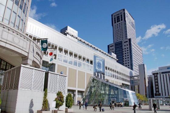JR「札幌」駅
