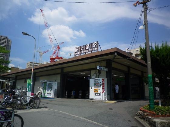 JR大阪環状線「桜ノ宮」