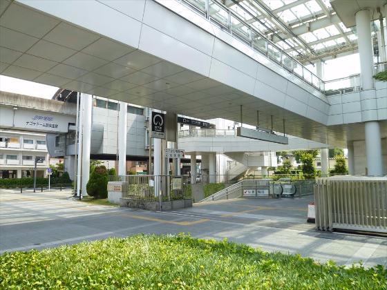 ナゴヤドーム前矢田駅
