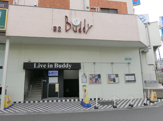 江�田 Live in Buddy