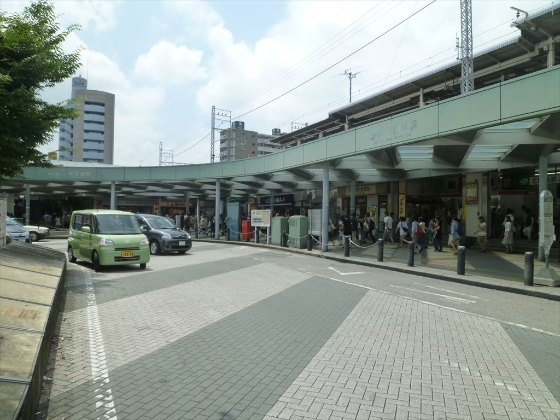 朝霞台駅周辺エリア