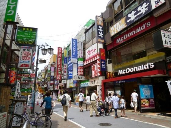 吉祥寺駅前商店街