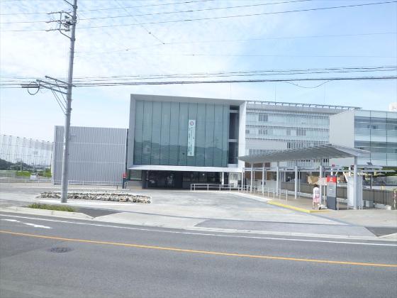 名古屋市営バス 猪高緑地(愛知淑徳大学) バス停