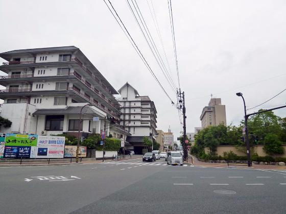 湯田温泉エリア