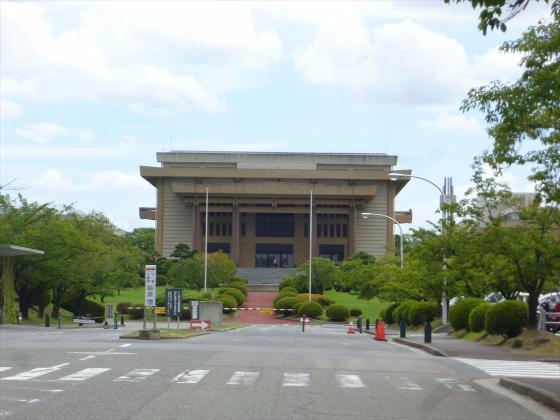 愛知学院大学(日進キャンパス)
